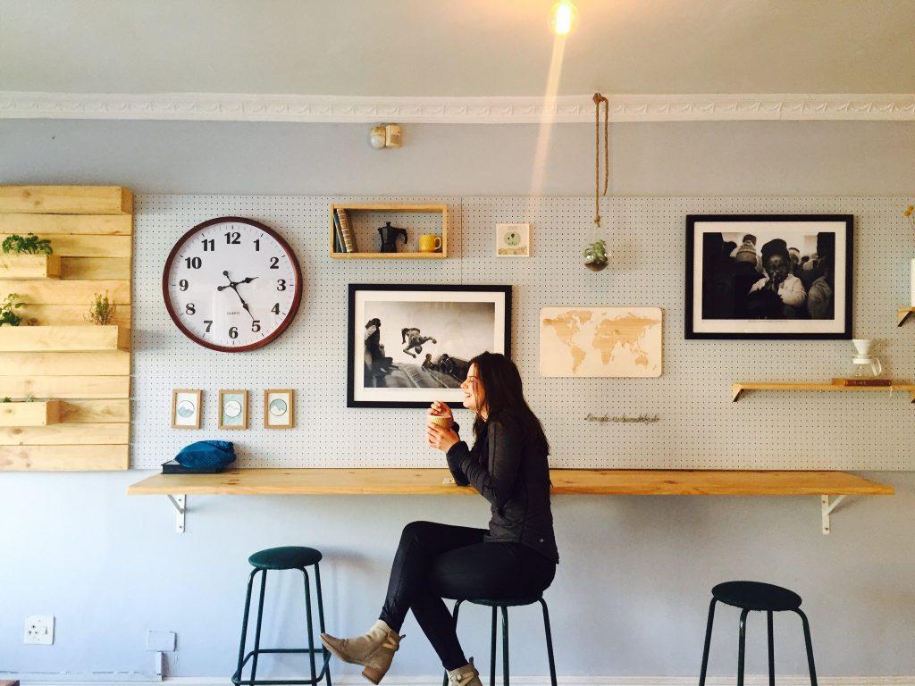 Cafe ambient design